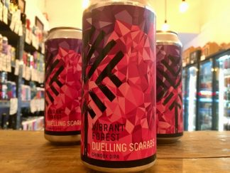 Vibrant Forest - Duelling Scarabs - Double IPA
