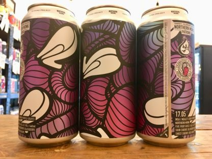 Northern Monk x INSA - Neale's Sour [Purple] Grapes - Five Fruit Gose