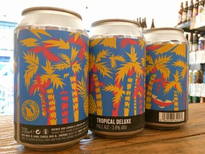 Howling Hops - Tropical Deluxe - Pale Ale