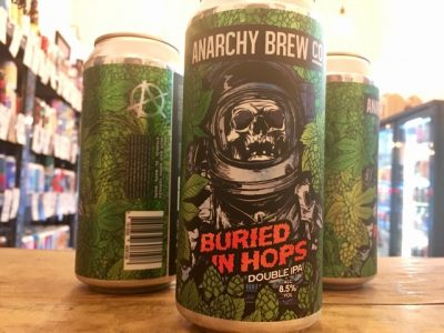 Anarchy Brew Co – Buried In Hops – DIPA