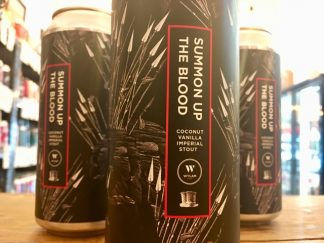 Wylam x Old Chimneys - Summon Up the Blood - Coconut Vanilla Imperial Stout