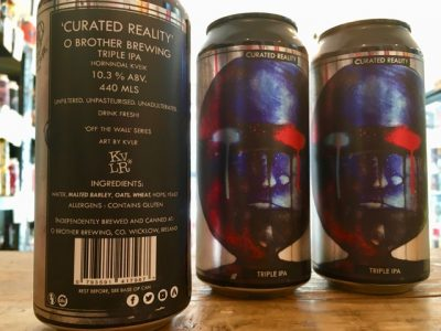 O Brother – Curated Reality – Triple IPA