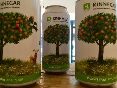 Kinnegar – Olan's Tart – Apple Sour