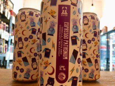 Brew York x Amundsen – Espresso Patronum – Milk Stout