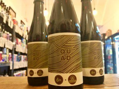 6 Degrees North x Alvinne – QUAD – Belgian-style Dark Ale