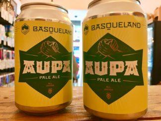 Basqueland Brewing - Aupa - Pale Ale