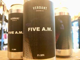 Verdant x Collective Arts - 5 A.M. - DIPA