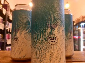 Cloudwater x Salt - Is There Room In The Budget For A Sports Car? - Pale Ale