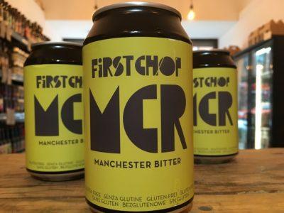 First Chop – MCR Bitter