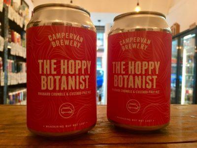 Campervan – Hoppy Botanist – Rhubarb & Custard Pale Ale