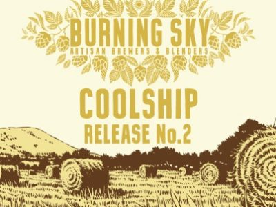 Burning Sky – Coolship Release No. 2 – PRE-ORDER