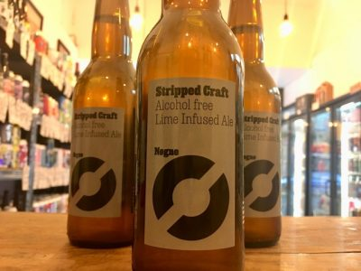 Nøgne Ø – Stripped Craft – Alcohol Free Lime Ale