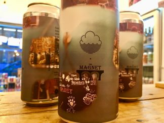 Cloudwater x Magnet - A Local Attraction - Pale Ale