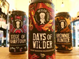 Wilde Child - Days of Wilder - Banoffee Milkshake Stout