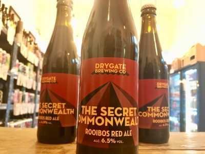 Drygate – The Secret Commonwealth – Rooibos Red Ale
