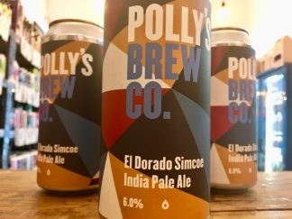 Polly's Brew Co - El Dorado Simcoe - IPA