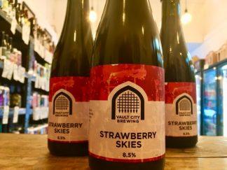 Vault City - Strawberry Skies - Sour