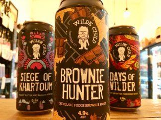 Wilde Child - Brownie Hunter - Chocolate Fudge Brownie Stout