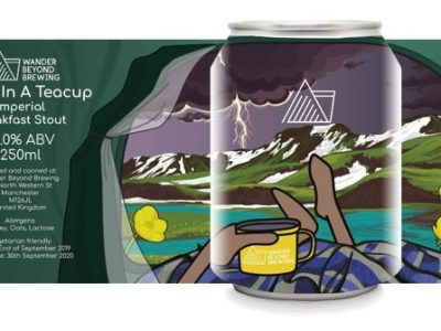 Wander Beyond – Storm In A Teacup – Imperial Stout – PRE-ORDER