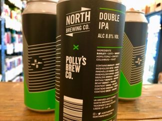 North Brewing x Polly's Brew Co. - DIPA