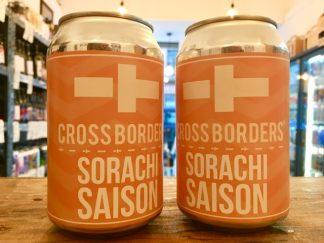 Cross Borders - Sorachi Saison