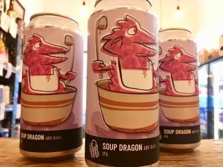 Time & Tide - Soup Dragon - IPA