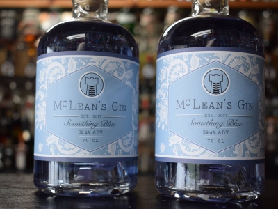 McLean's Gin – Something Blue