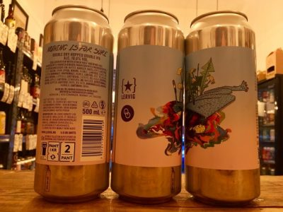 Lervig x Other Half – Nothing is for Sure – DIPA