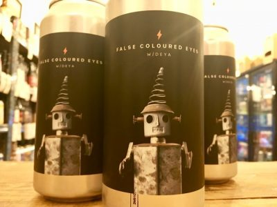 Garage x Deya – False Coloured Eyes – IPA