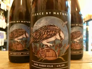 Fierce - Fierce By Nature Dark Amber Sour