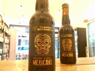 Tempest - Mexicake - Bourbon Barrel Aged Imperial Stout