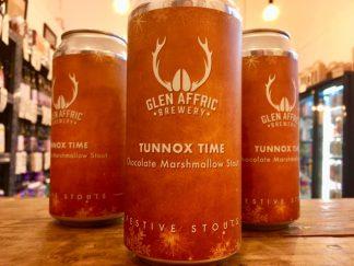 Glen Affric - Tunnox Time - Chocolate Marshmallow Stout