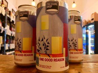 Pressure Drop - One Good Reason - NEPA