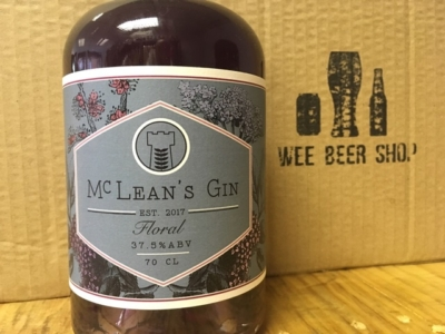 McLean's Gin – Floral
