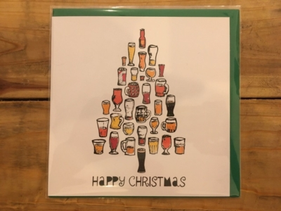 Greetings Card – Happy Christmas