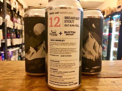 Buxton - Beer + Art 2019 - Breakfast Stout