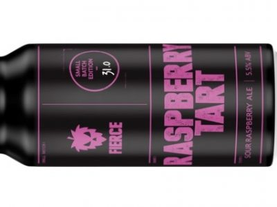 Fierce – Raspberry Tart – Sour – PRE-ORDER