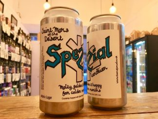 Saint Mars Of The Desert - Spezial Landbier - Lager