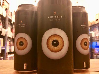 Garage x 3 Sons – Airtight – Imperial Stout