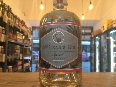 McLean's Gin – Spiced Gin