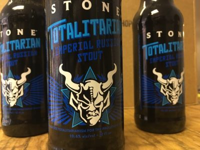 Stone Brewing (US) – Totalitarian Imperial Russian Stout