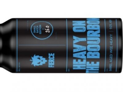 Fierce – Heavy On The Bourbon – Barrel-Aged Wee Heavy – PRE-ORDER