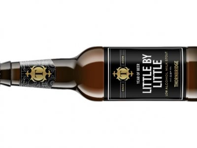 Thornbridge- Little By Little – Low Alcohol Milk Stout – PRE-ORDER