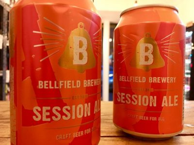 Bellfield Brewery – Session Ale