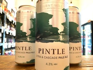 Burnt Mill - Pintle - Pale Ale