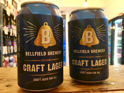 Bellfield Brewery – Craft Lager