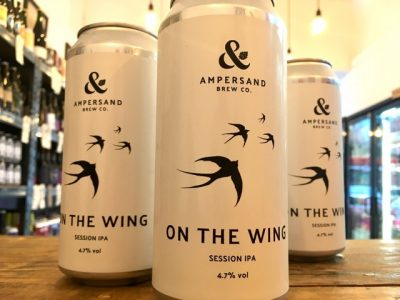 Ampersand Brew Co – On The Wing – Session IPA