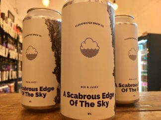 Cloudwater - A Scabrous Edge of the Sky - DIPA