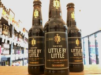 Thornbridge- Little By Little - Low Alcohol Milk Stout