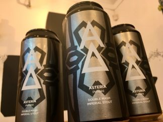 Alpha Delta - Asteria - Imperial Stout
